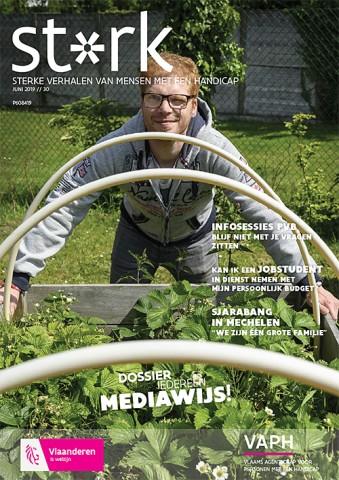 Cover van sterk nr. 30