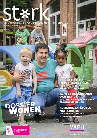 cover van sterk nummer 31