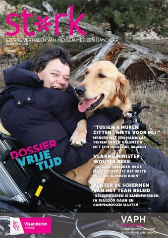 cover van sterk nummer 33